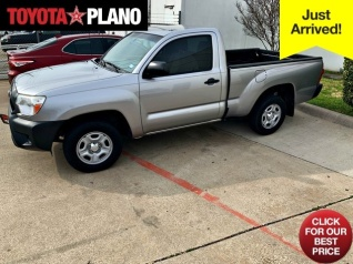 Used Toyota Tacoma For Sale In Dallas Tx 366 Used Tacoma Listings