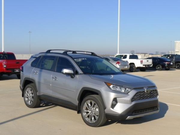 2019 Toyota RAV4 in Plano, TX