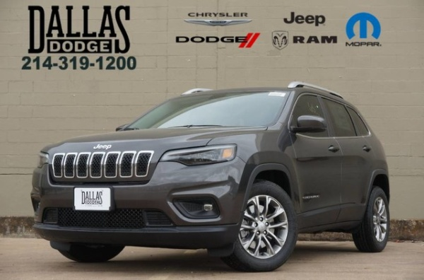 2020 Jeep Cherokee in Dallas, TX