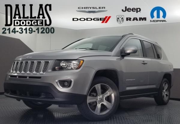 2017 Jeep Compass in Dallas, TX