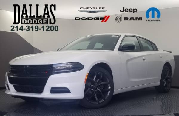 2020 Dodge Charger in Dallas, TX