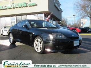 2006 Hyundai Tiburon Gt Limited V6 Automatic For In Fairfax Va