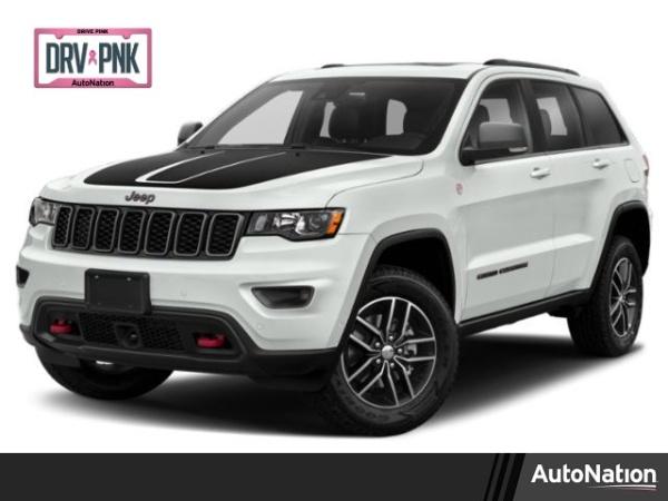 2020 Jeep Grand Cherokee in Bellevue, WA