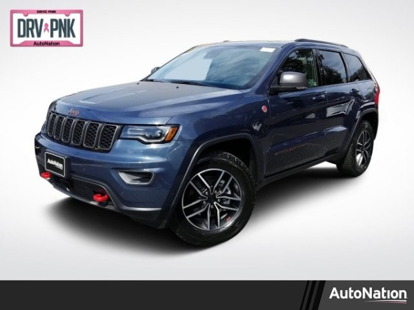 Jeep Grand Cherokee Trailhawk For Sale >> 2020 Jeep Grand Cherokee Trailhawk For Sale In Bellevue Wa