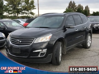 used chevrolet traverse for sale in columbus oh 173 used traverse 2015 Chevy Traverse Interior 2014 chevrolet traverse lt with 1lt awd for sale in grove city oh