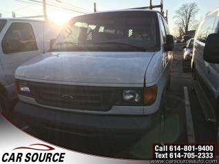 Used Ford Econoline Cargo Vans for Sale TrueCar  TrueCar