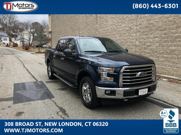 2017 Ford F-150 in New London, CT