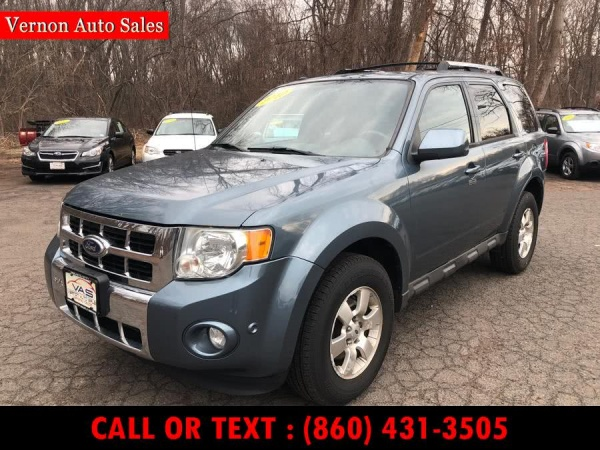 2010 Ford Escape For Sale >> Used 2010 Ford Escape For Sale In Springfield Ma U S News