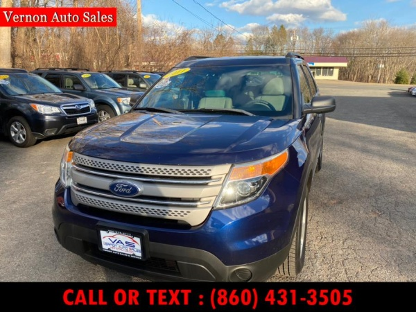 2011 Ford Explorer in Manchester, CT
