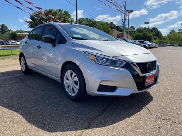 2020 Nissan Versa in Texarkana, TX