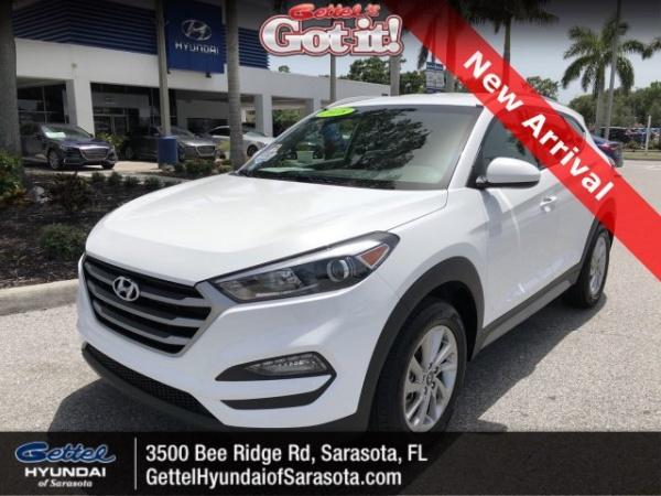 Gettel Hyundai Sarasota >> 2018 Hyundai Tucson Sel Fwd For Sale In Sarasota Fl Truecar