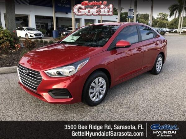 2020 Hyundai Accent in Sarasota, FL