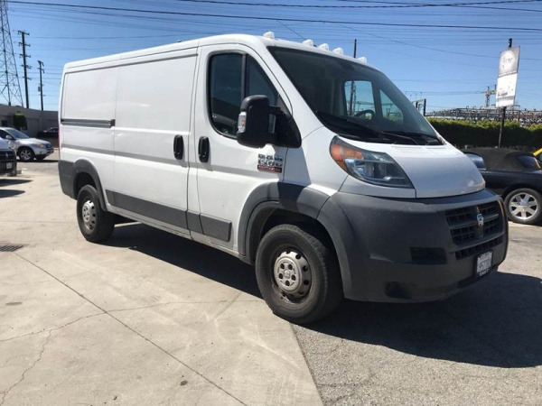 c97a87a667 2014 Ram ProMaster Cargo Van 1500 Low Roof 136