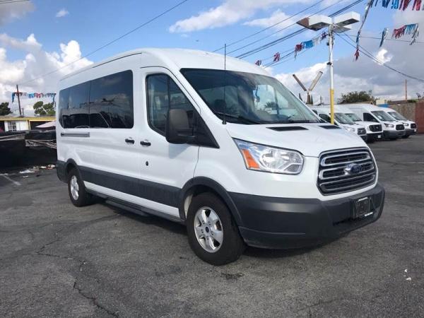 2017 Ford Transit Passenger Wagon in Bellflower, CA
