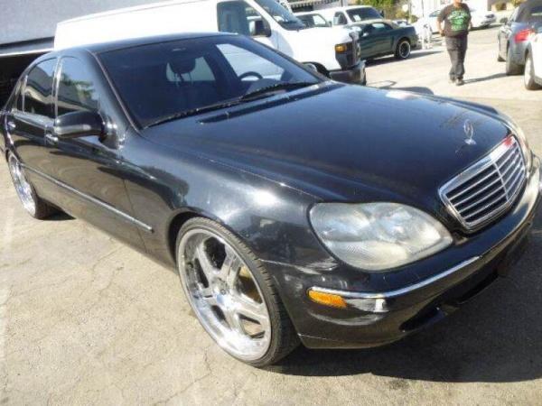 2000 Mercedes-Benz S-Class in Bellflower, CA