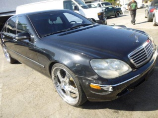 Used 2000 Mercedes Benz S Class S 500 For Sale In Bellflower, CA