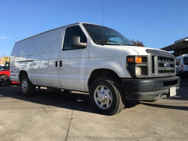 2008 Ford Econoline Cargo Van in Bellflower, CA
