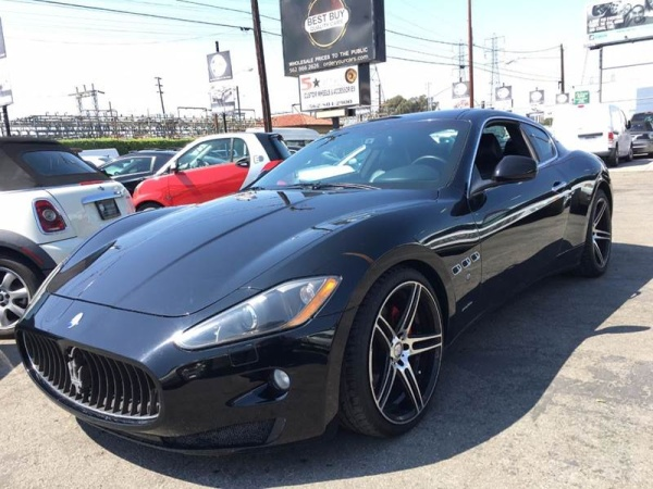 Truecar Com Used Cars >> 2008 Maserati GranTurismo Coupe For Sale in Bellflower, CA ...