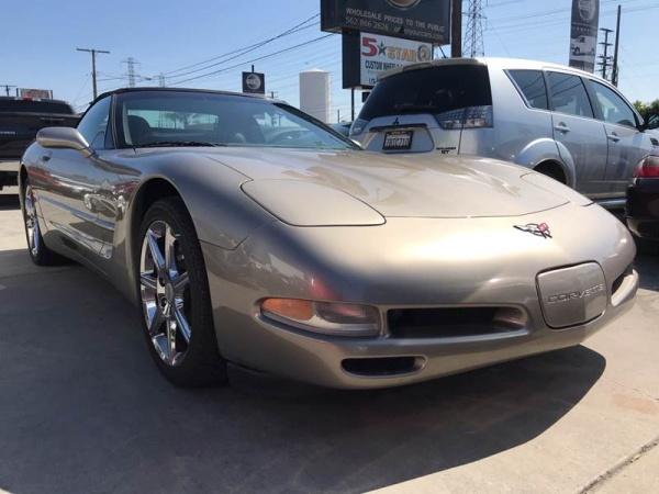 2002 Chevrolet Corvette in Bellflower, CA
