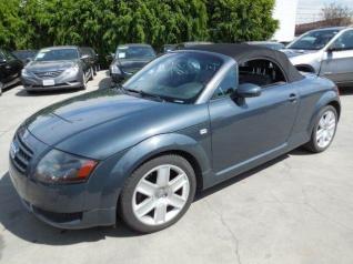 Used Audi TT For Sale In Fallbrook CA Used TT Listings In - Used audi tt convertible