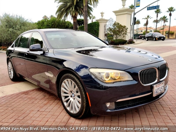 2012 BMW 7 Series 750Li For Sale In Sherman Oaks, CA