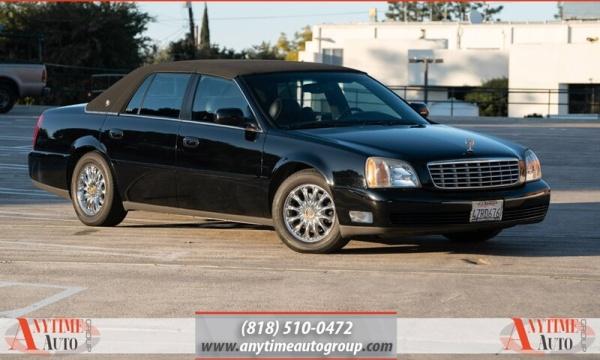 2002 Cadillac DeVille in Sherman Oaks, CA