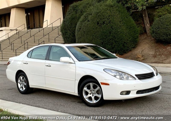2002 Lexus ES ES 300 For Sale In Sherman Oaks, CA