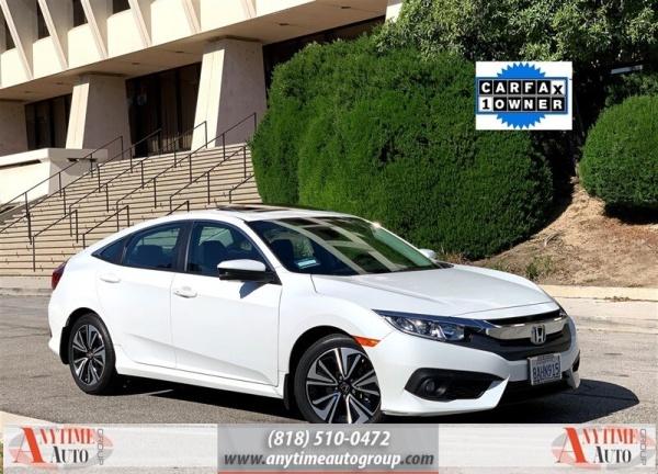 2017 Honda Civic in Sherman Oaks, CA