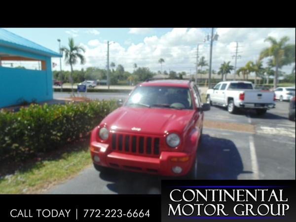 2004 Jeep Liberty in Stuart, FL