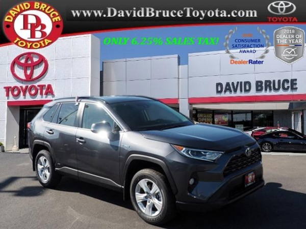 2020 Toyota RAV4 in Bourbonnais, IL