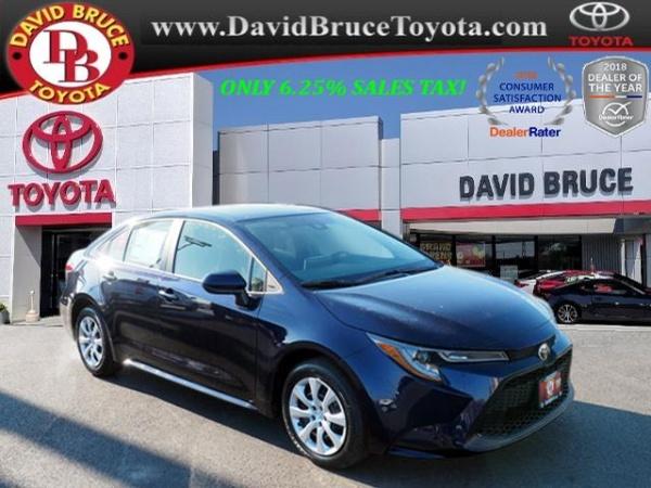 2020 Toyota Corolla in Bourbonnais, IL
