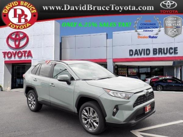 2019 Toyota RAV4 in Bourbonnais, IL