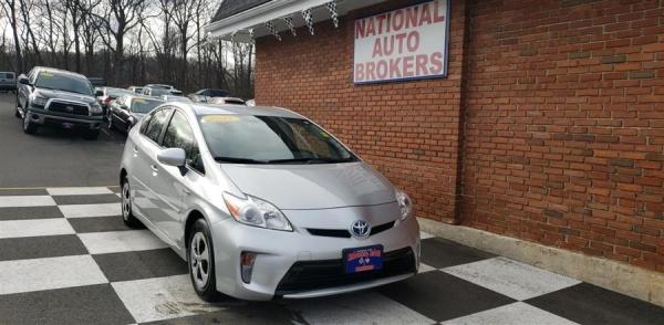 2012 Toyota Prius in Waterbury, CT