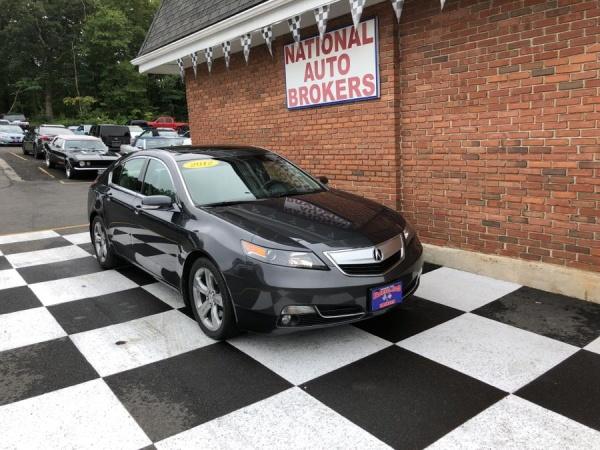 2012 acura tl sh awd automatic with technology package for sale in waterbury ct truecar. Black Bedroom Furniture Sets. Home Design Ideas