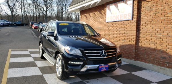 2015 Mercedes-Benz M-Class in Waterbury, CT