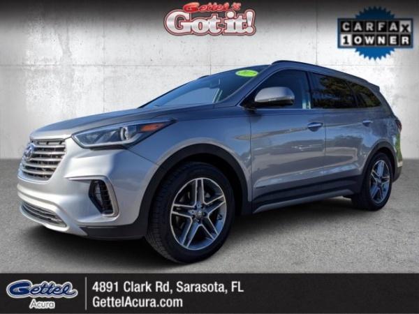 2017 Hyundai Santa Fe in Sarasota, FL