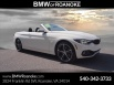 2020 BMW 4 Series 430i xDrive Convertible for Sale in Roanoke, VA