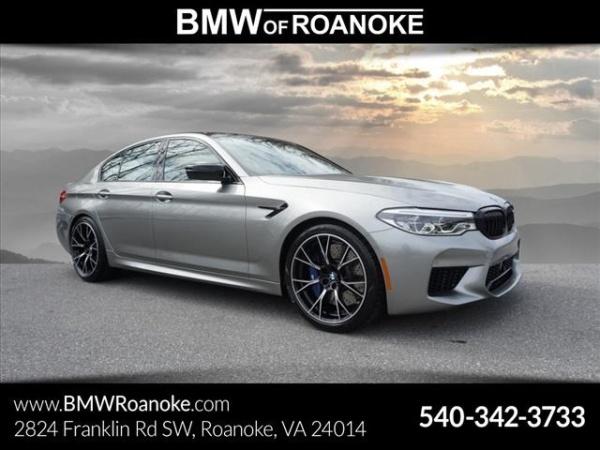 2019 BMW M5 Competition For Sale in Roanoke, VA | TrueCar
