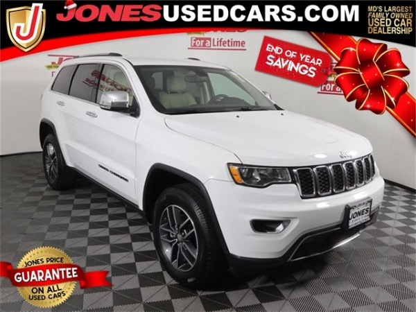 2018 Jeep Grand Cherokee in Bel Air, MD