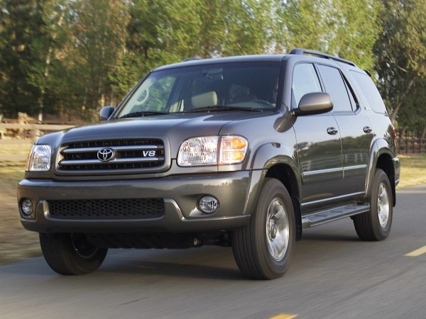2003 Toyota Sequoia in Bel Air, MD