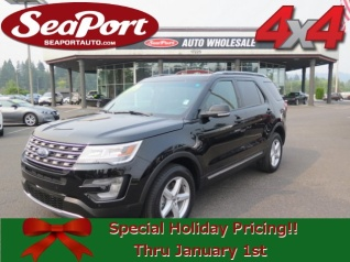 Portland Toyota Dealers >> 2019 Ford Explorer Prices, Incentives & Dealers | TrueCar