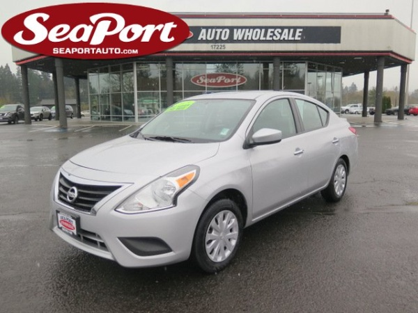 2019 Nissan Versa in Portland, OR