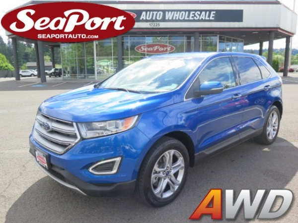 2018 Ford Edge in Portland, OR