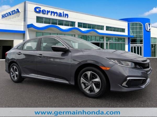 2020 Honda Civic in Naples, FL