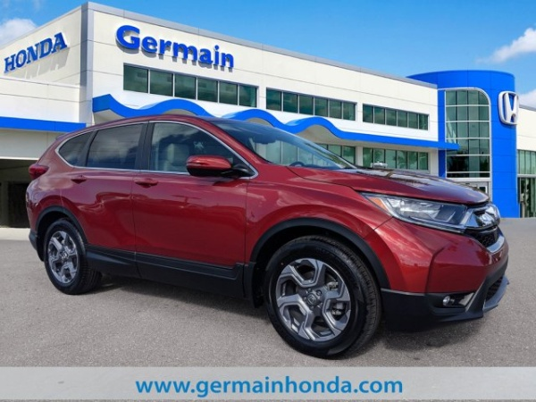2019 Honda CR-V in Naples, FL