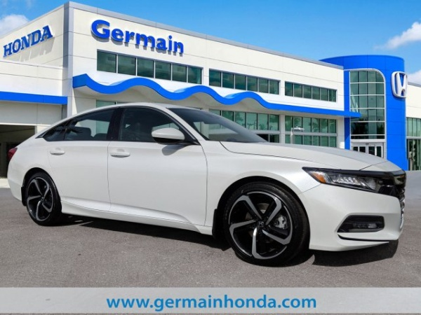 2019 Honda Accord in Naples, FL