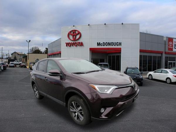 2018 Toyota RAV4 in Staunton, VA