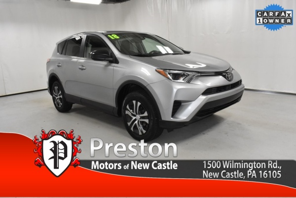 2018 Toyota RAV4 in New Castle, PA