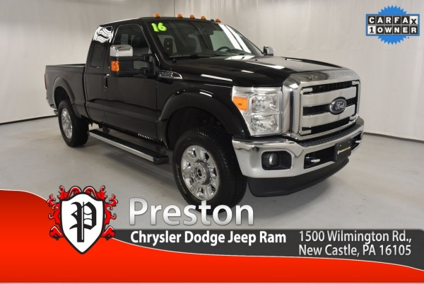 2016 Ford Super Duty F-250 in New Castle, PA