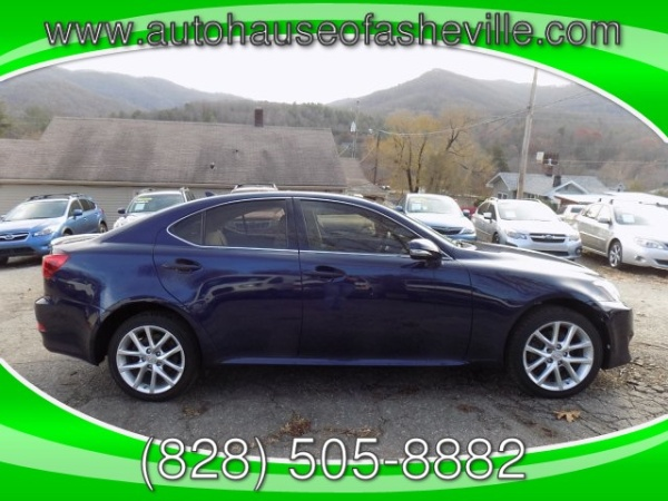 2011 Lexus IS in Swannanoa, NC